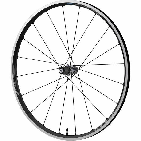 Shimano RS500-TL Tubeless  compatible clincher, Q R, grey, pair  classic fashion