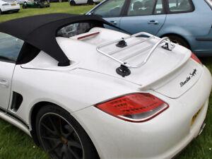 Details About Porsche Boxster Spyder Speedster Trunkboot Luggage Rack No Clamps No Damage