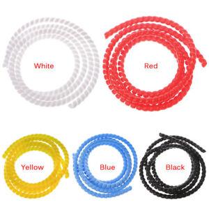 1m-10mm-14mm-Spiral-Wire-Organizer-Wrap-Tube-Flammwidriges-Kabelgehaeuse-Gu-ju-Pw