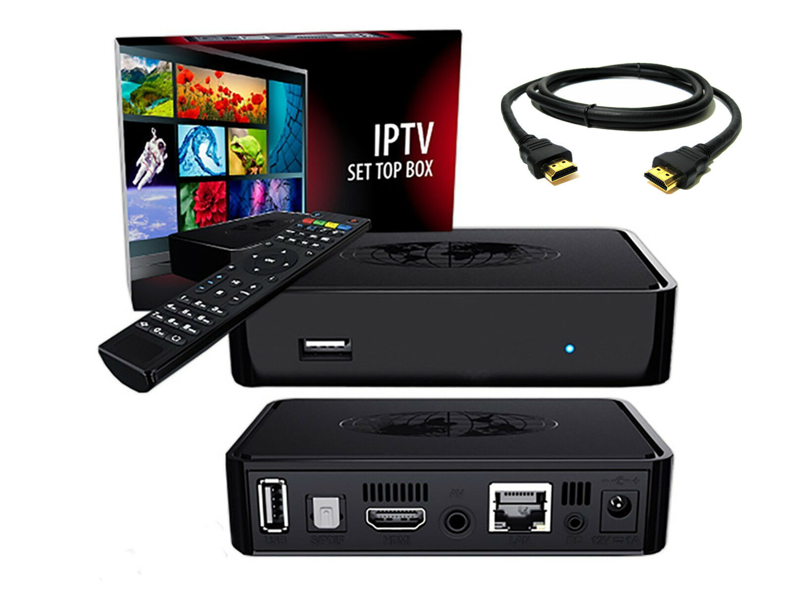s-l1600 New MAG 254 Set Top Box Updated MAG 250 IPTV OTT linux tv Streaming Media Player