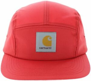 New Men s Carhartt Carhartt Watch Cap Red Headwear 5 Panel Hat Cap ... 57646262537
