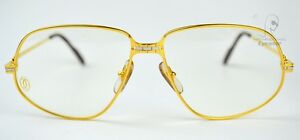 8f15ae0823 1988 Ct De Panthere Lunettes Marco Oro G Orig 22 m Vintage Cartier Y7vybf6Ig