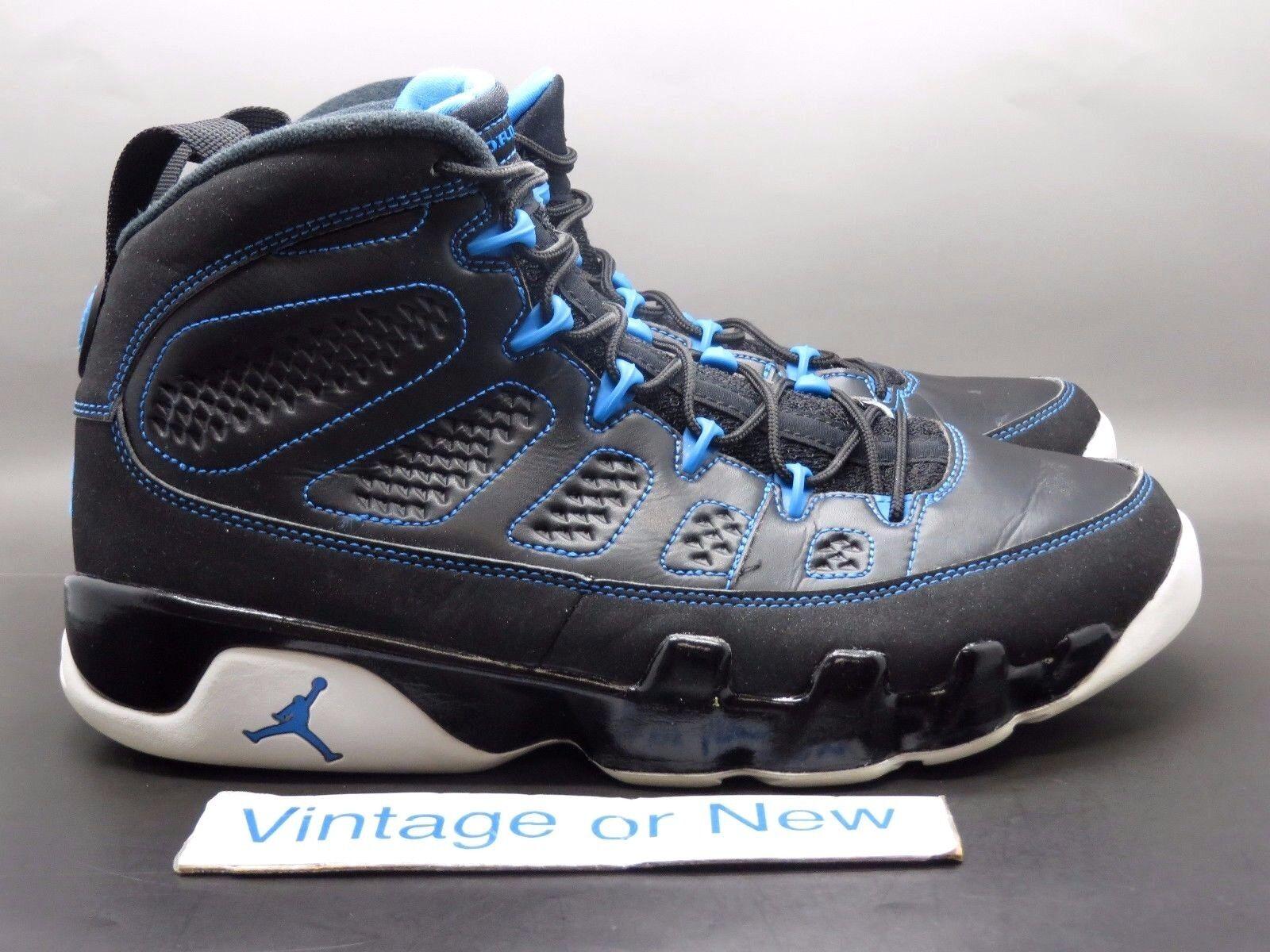 Air Jordan IX 9 Photo Blue Retro 2012 Price reduction Great discount