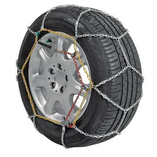 8 RENAULT CLIO IV 195//55r16 GD02013 Catene Neve 9mm Lampa WX-9  Gr