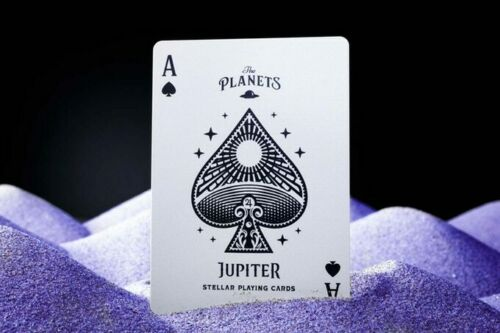 USPCC Standard Edition Custom New The Planets JUPITER Playing Cards