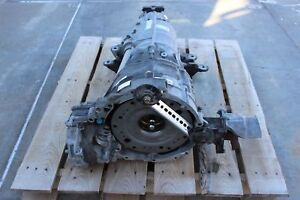 AUDI Q5 09 - 12 AUTO AUTOMATIC 6 SPEED TRANSMISSION ASSEMBLY