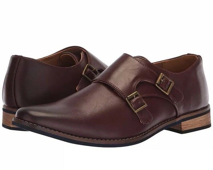 Men's Cyprus Dress Comfort Monk Strap