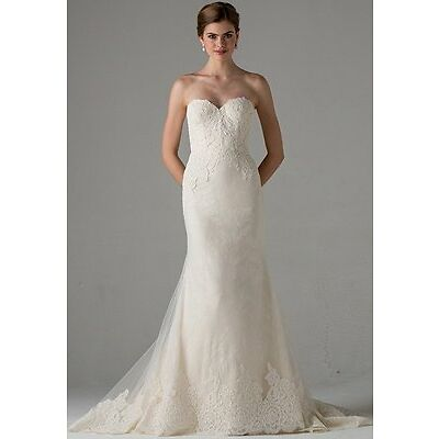 Lela rose wedding dress ebay