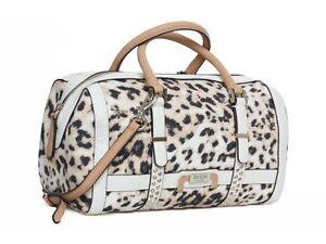 Details about Guess Shopper Bag Handbag Cisely Beige