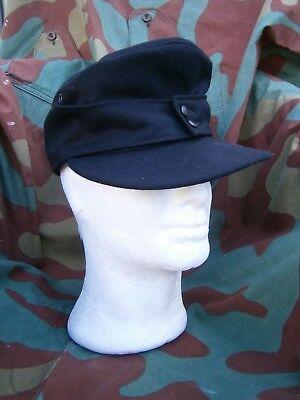 Erel Felddivision German Ww2 Air Field Cap Wool Cap M43 Hat German