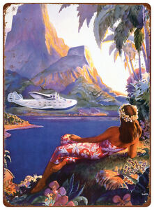 Congratulate, Vintage hawaiian hula girl art phrase... super