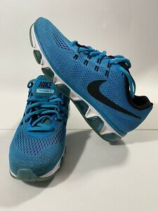 Nike-Air-Max-Tailwind-8-Shoes-Blue-Black-White-805942-400-Women-039-s-Size-9
