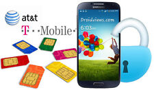 Factory Unlock Code for Samsung Galaxy   Note 4  3  S5 S4 T-Mobile Working 100%