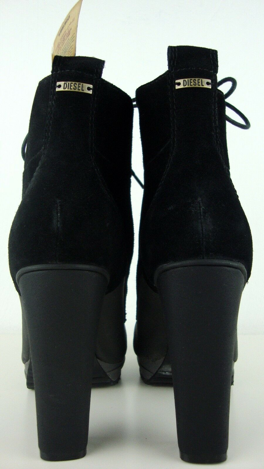 DIESEL Stiefeletten Ankle Gr.39 Boots Damen Leder Halbstiefel Gr.39 Ankle NEU mit ETIKETT 15c211