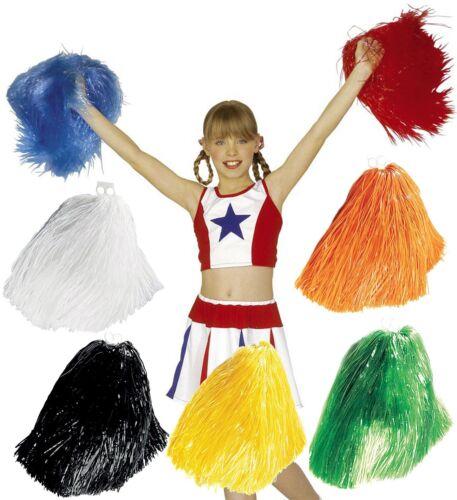 Tanzwedel 220 Gramm Pompon POM POM Cheerleader Cheerleading 7 Farben