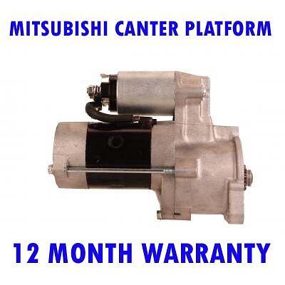 Mitsubishi canter platform//chassis 2.8 TDI 1998 1999-2001 starter motor