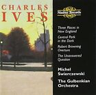 Central Park in The Dark Robert Browning Overture 0710357531620 by Ives CD