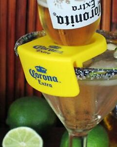 6 coronarita beer holders for margarita glasses coronita for How to make corona glasses