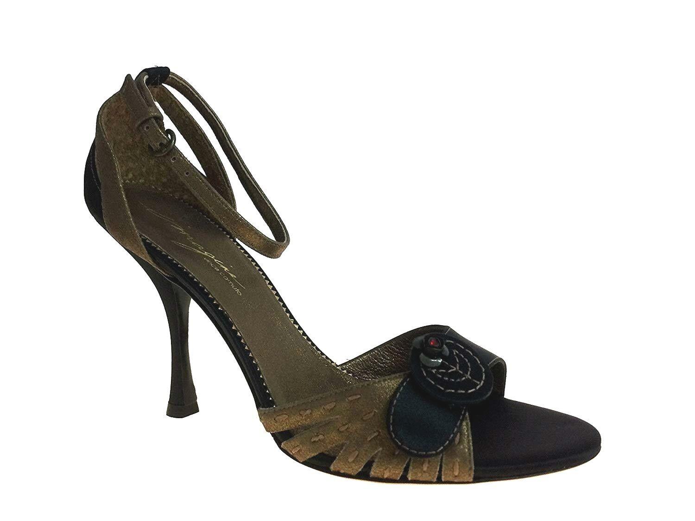 Imagine Vince Camuto Drew para mujeres Zapatos Negro Negro Negro Bronce Sue Talla 7  100% a estrenar con calidad original.