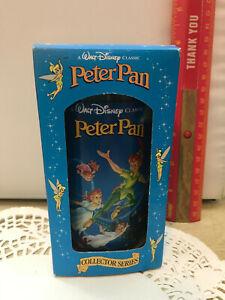 1994 Burger King Disney Collector Peter Pan Glass