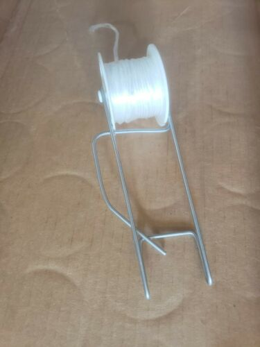 Twine Roller//Spool for Tomato Greenhouse Support Stake 25 RollerHook