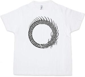 5e0d3ed4 Details about NORSE DRAGON Kids Boys T-Shirt Walhalla Ravens Odin Thor  Mjölnir Midgard Rune