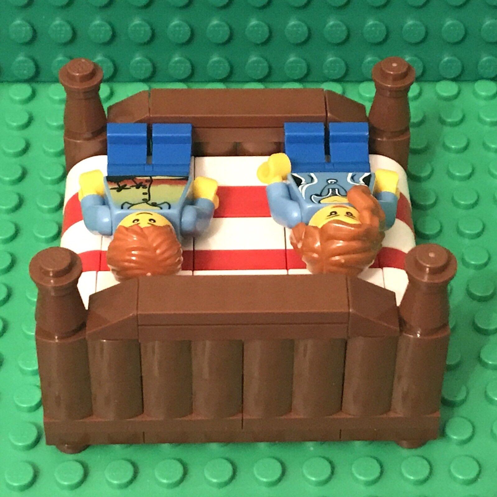 Man//Boy//Male Head Genuine LEGO® Minifigure MOC Part//Piece FREE POST
