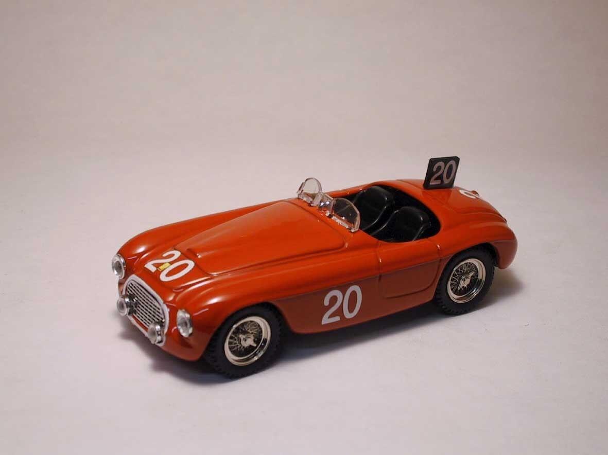 Ferrari 166 Mille Miglia SPA 1949  20 1 43 Model 0024 ART-MODEL