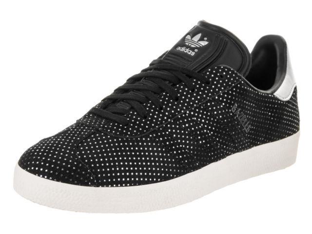Tamaño de Reino Unido 7.5 - Adidas Originals Originals Originals Gazelle W Zapatillas-Negro-by9363  estilo clásico