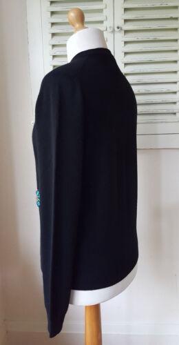 sweater Smith 100 Neck Mainline xl Jewelled Women's Paul Cashmere Crew Jumper zRwU6xxq