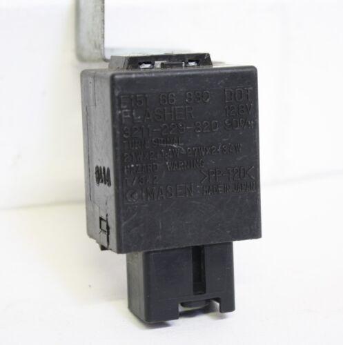 3211-229-320 IMASEN FLASHER RELAY NC Mk3 hazard black Mazda MX5 05-08