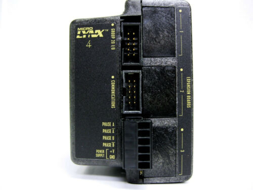 Micro Lynx 4 MX-CS102-400 Integrated Motor Drive NEW Intelligent Motion Control