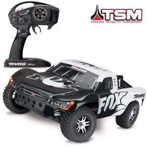 Traxxas-Slash-4x4-VXL-Brushless-FOX-BODY-RTR-Short-Course-RC-Truck-w-TSM-68086-4