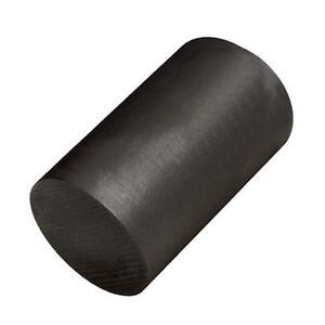 """305mm lang Zylinder Elektrode Stab Kohlenstoff 12/"""" Graphit Rundmaterial 40mm D"""
