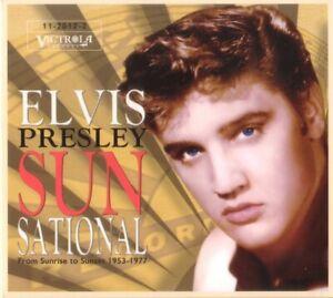 Elvis-Collectors-2-CD-Set-Sunsational-From-Sunrise-to-Sunrise-1953-1977