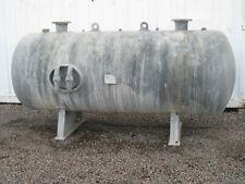 Steel Pressure Tank 800 Gallon Galvanized