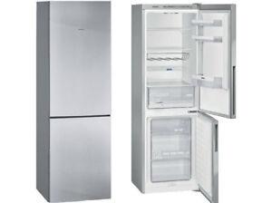 Siemens Kühlschrank Kg36vvl32 : Siemens kg vvl kühlgefrierkombination a cm edelstahl