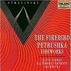 Igor Stravinsky - : The Firebird; Petrushka; Fireworks (1991)