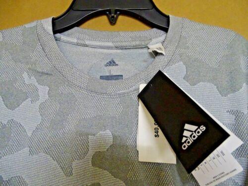 NEW adidas Mens Camo Hype Shorts or Tee T-Shirt CV6063 CV6060 Grey