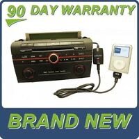 Mazda 3 6 Rx8 Tribute Ipod Iphone Mp3 Adapter Harness For Radio Cd Player Aux