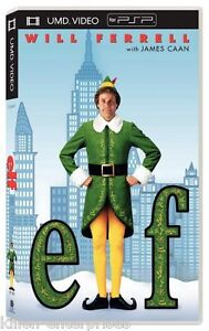 Elf (PSP UMD)