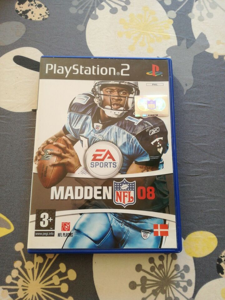 Sports spil, PS2