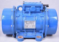 NEW NIB Vibra Screw Inc Electric Vibrator Motor VE3/18/1500 1800RPM .54HP PH3