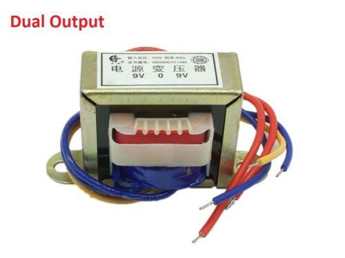 1W To 300W Power Transformer 110//220//380V To 6V 110V 380V Output AC Single//Dual