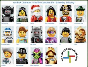 LEGO MINIFIGURES  SERIE 8 8833 COWGIRL   NUMERO  4  NUOVO