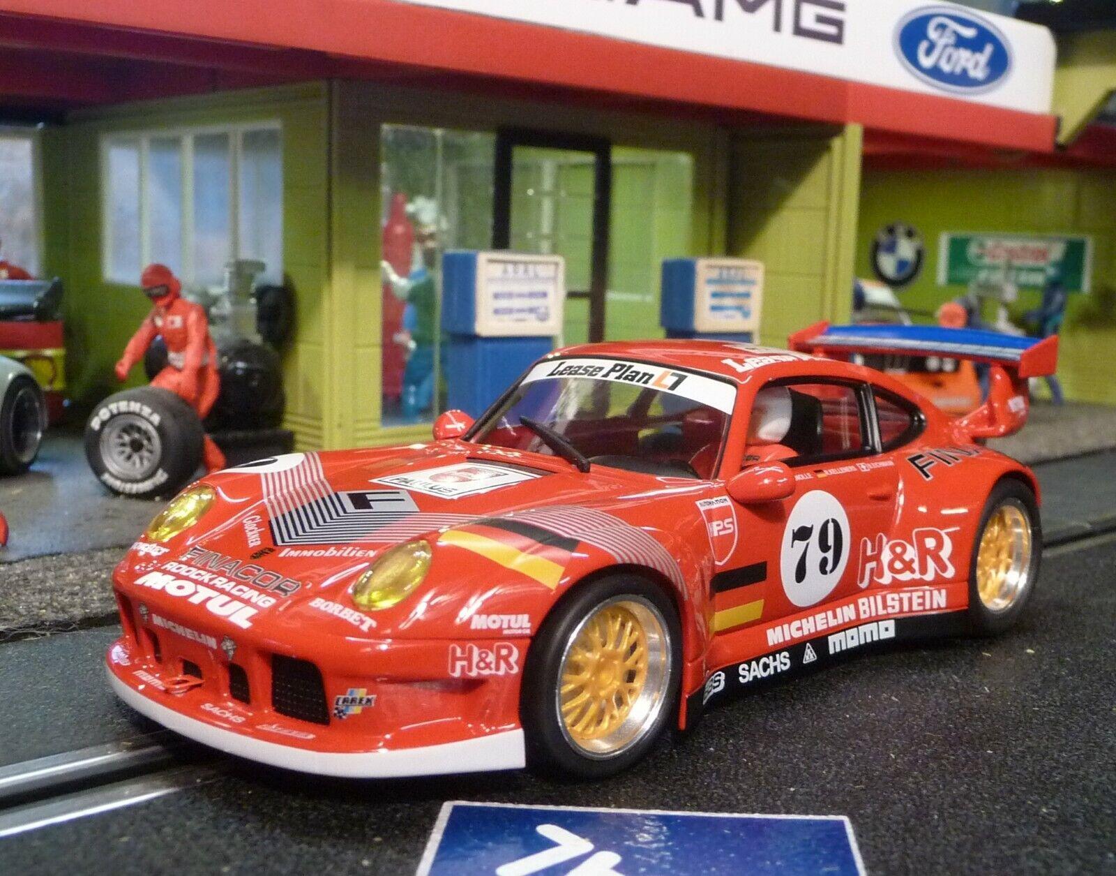 Revo Slot PORSCHE 993 GT2 - RACING in 1 32 auch für Carrera Evolution     RS0031