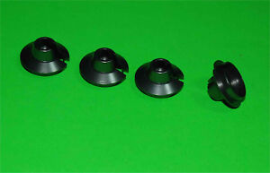 HD Aluminum Extended Shock Springs Lower Cup Holder Losi Buggy / Truggy