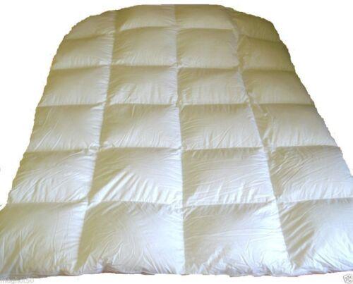 100 /% Daunen Innensteg Stickerei Federn Bettdecken 135x200 cm Außensteg
