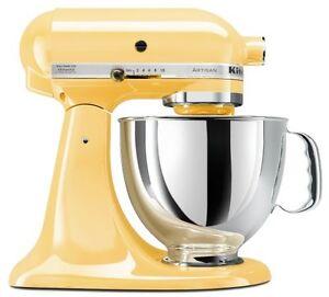 Genial Image Is Loading KitchenAid Stand Mixer Tilt 5 Quart Ksm150psmy Artisan