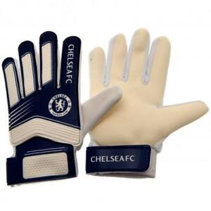 Image is loading Chelsea-Football-Club-Official-Goalkeeper-Gloves-7-12- 8684fdc1e